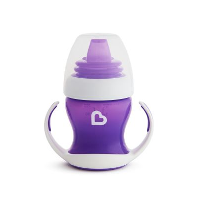 Munchkin Κύπελλο Miracle 360 Deco Sippy Cup 4m+ Μωβ 118ml