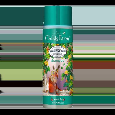 Childs Farm Shampoo, Βρεφικό Σαμπουάν 0+m, Άρωμα Σύκο, 250ml