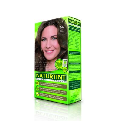 Naturtint Φυτική βαφή μαλλιών - 6Ν Ξανθό σκούρο 1 Τεμ