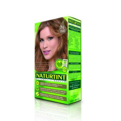 Naturtint Φυτική βαφή μαλλιών - 7G Ξανθό χρυσαφί 1 Τεμ