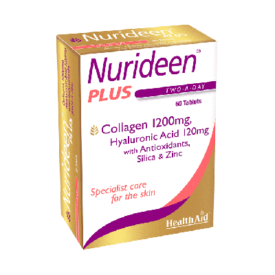 Health Aid Nurideen Plus 60 Ταμπλέτες