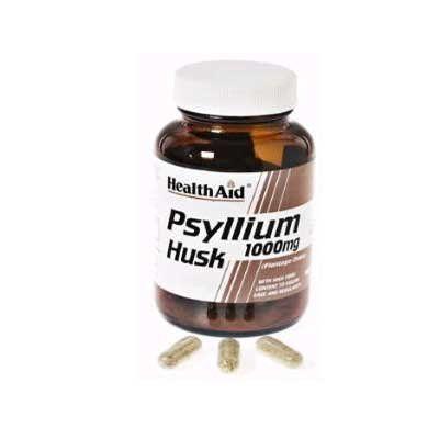 Health Aid Psyllium Husk 1000 mg 60 κάψουλες