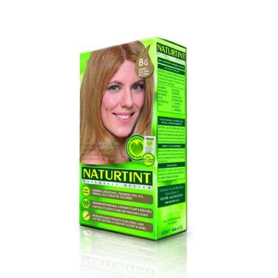 Naturtint Φυτική βαφή μαλλιών - 8G Ξανθό ανοιχτό χρυσαφί 1 Τεμ
