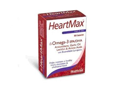 Health Aid Heartmax 60 κάψουλες