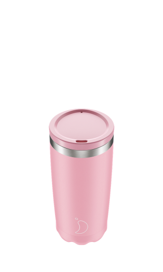 Chilly's Coffee Cup Pastel Pink 500ml