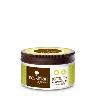 Messinian Spa Body Butter Λεμόνι & Σύκο 250ml