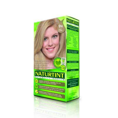 Naturtint Φυτική βαφή μαλλιών - 9Ν Ξανθό μελί 1 Τεμ