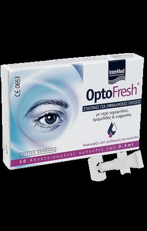Intermed Optofresh Drops 0.5ml 10 τεμάχια