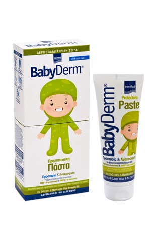 Intermed Babyderm Protective Paste 125ml