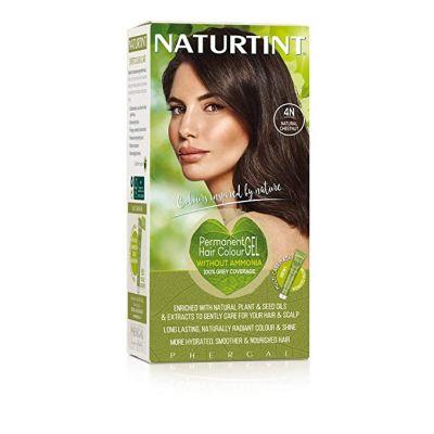 Naturtint Φυτική βαφή μαλλιών - 4Ν Καστανό 1 Τεμ