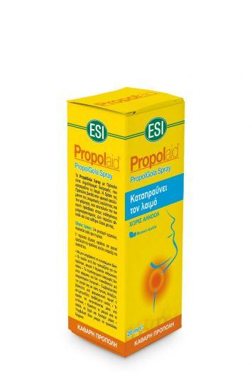 ESI Propolaid RropolGola Spray Στοματικό Σπρέι 20ml