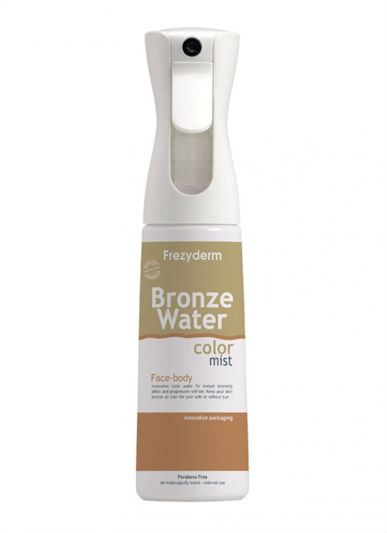 FREZYDREM BRONZE SUN WATER COLOR MIST 300ML