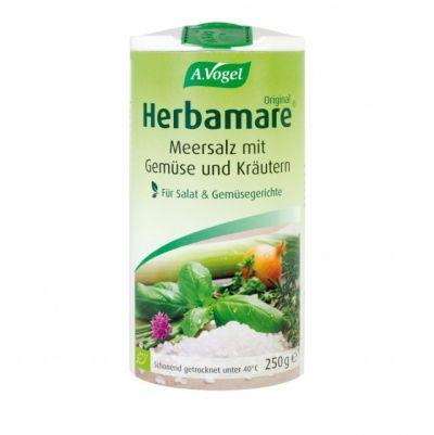 A.Vogel Herbamare, Υποκατάστατο Αλατιού με Λαχανικά και Αρωματικά Φυτά 250gr