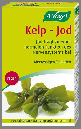 A.Vogel Kelp - Iode (Ιώδιο) 120 Ταμπλέτες