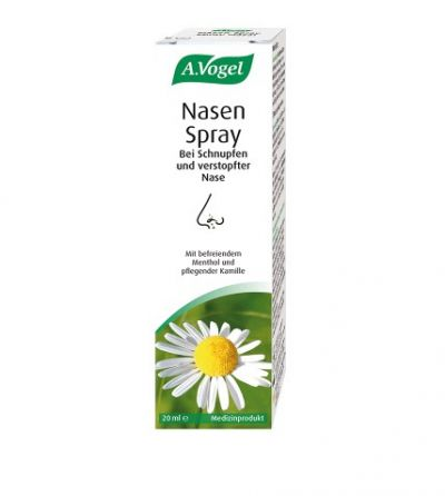 A.Vogel Nasen Spray 20ml