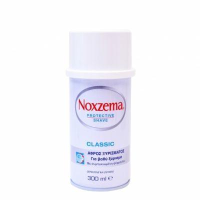 Noxzema Classic Protective Shave Foam Αφρός Ξυρίσματος 300ml