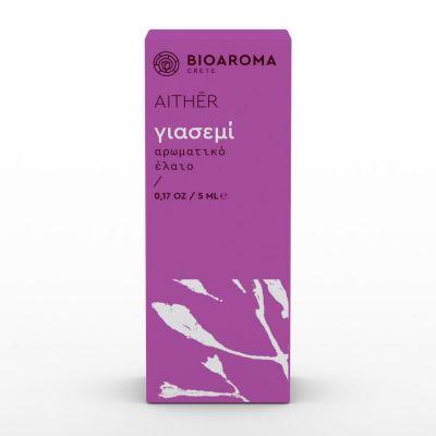 Bio Aroma Αιθέριο Έλαιο Γιασεμί 5ml