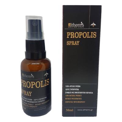 Althemis Propolis Στοματικό Spray 30ml