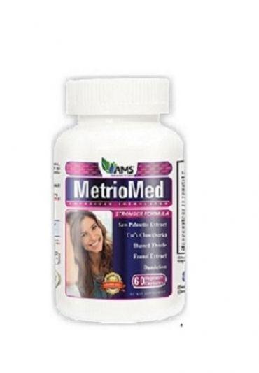 AMS MetrioMed 60 Φυτικές Κάψουλες