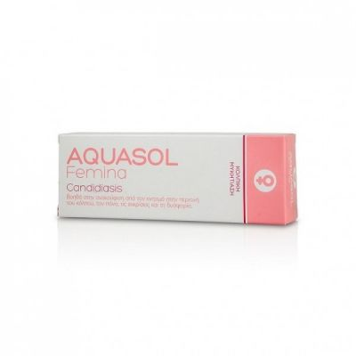Aquasol Femina Bacterial Candidiasis 30ml