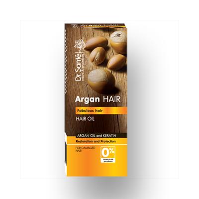Dr.Sante Argan Hair Oil για Κατεστραμένα Μαλλιά 50ml