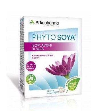 Arkopharma Phyto Soya 17,5mg 60 κάψουλες