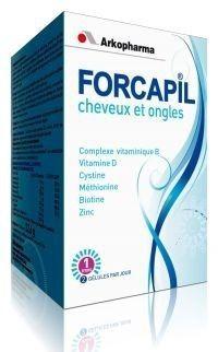 Arkopharma Forcapil 60caps