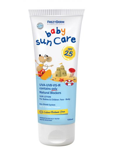 Frezyderm Baby Sun Care SPF 25 100ml