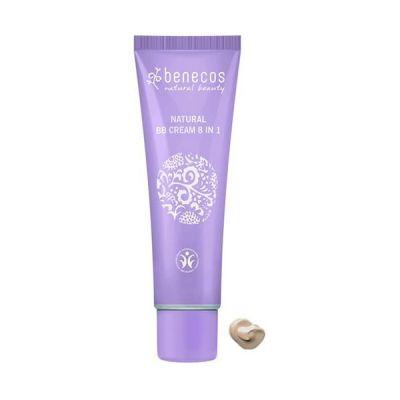 Benecos BB Cream 8 in 1 Fair 30ml