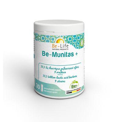 Be-Life Be-Munitas Προβιοτικά 30caps