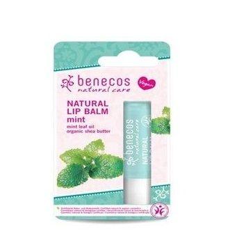 Benecos Lip Balm Mint 4,5g