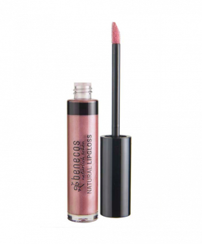 Benecos Lipgloss Rose 5ml