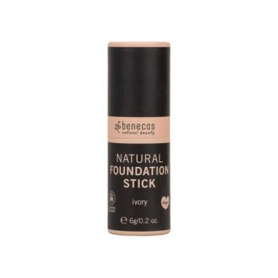 Benecos Foundation Stick Ivory 6g