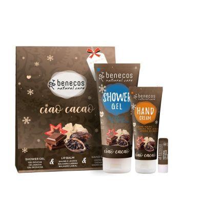 Benecos Σετ Δώρου Ciao Cacao 3 τμχ