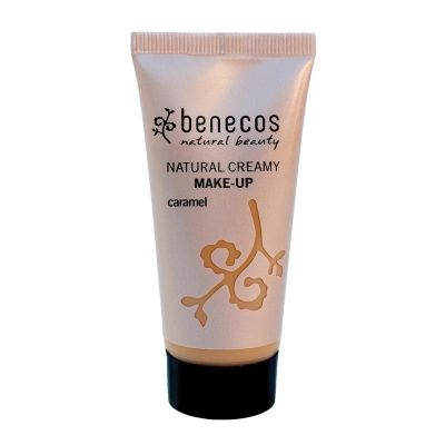 Benecos Υγρό Make-Up Caramel 30ml