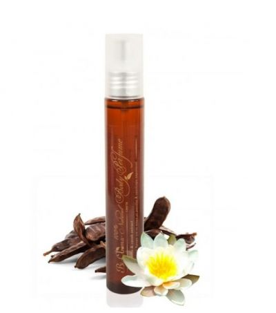 Bio Aroma Φυσικό Άρωμα για το σώμα με Μανόλια και Εκχύλισμα χαρουπιού 75ml