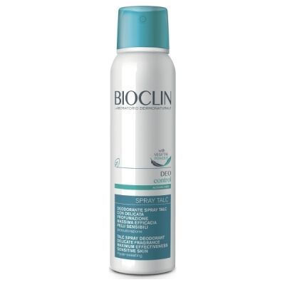 Bioclin Deo Control Spray Talc 150ml