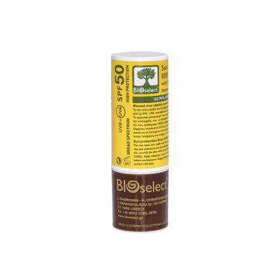 BioSelect Naturals 100% Φυσικό Stick Υψηλής Προστασίας 15ml