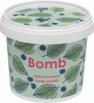 Bomb Cosmetics Blackcurrant Body Polish 365ml
