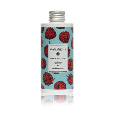 Blue Scents Body Lotion Red Berries 300ml