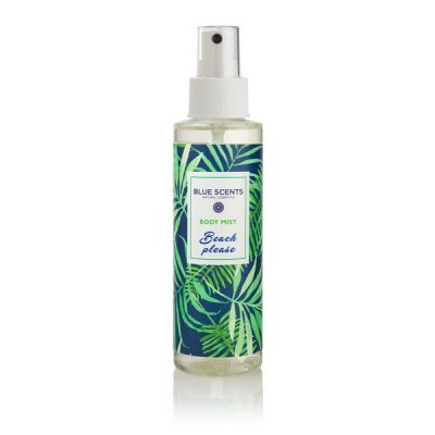Blue Scents Body Mist Beach Please 150ml