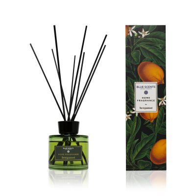 Blue Scents Home Fragrance Bergamot - Αρωματικά Χώρου 100ml