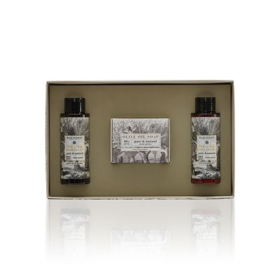 Blue Scents Olive Oil Gift Set