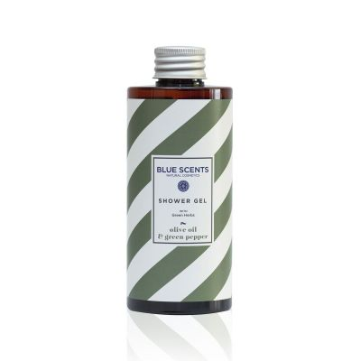 Blue Scents Olive Oil & Green Papper Shower Gel 300ml