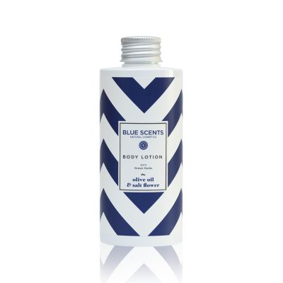 Blue Scents Olive Oil & Salt Flower Body Lotion 300ml
