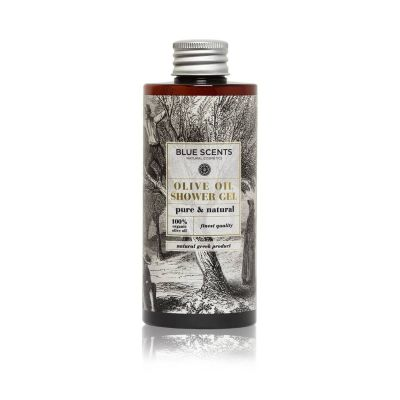 Blue Scents Olive Oil Shower Gel 300ml