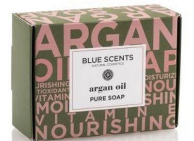 Blue Scents Soap Argan Oil 135gr
