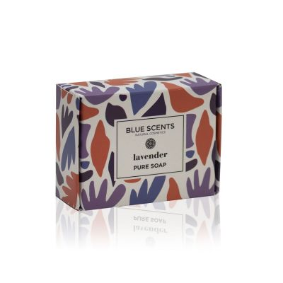 Blue Scents Olive Oil Soap Lavender 200gr