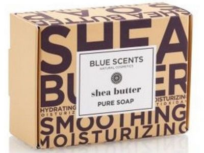 Blue Scents Soap Shea Butter 135gr