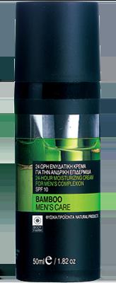 Bodyfarm Κρέμα Προσώπου 24ώρης Ενυδάτωσης Bamboo 50ml